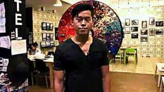 preview picture of video 'Bangkok's backpack hostel Yim Huai Khwang Review'
