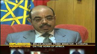Exclusive Interview with Meles Zenawi