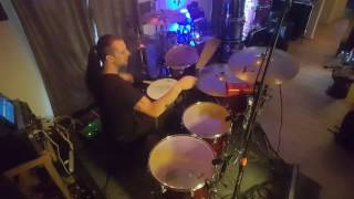 "Cheap Trick ""Taxman Mr Thief"" (drum cover)"
