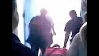 preview picture of video 'Transport de Hamed Makki à l'hopital'