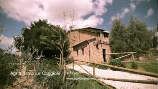 preview picture of video 'Agriturismo Le Caggiole - Montepulciano'