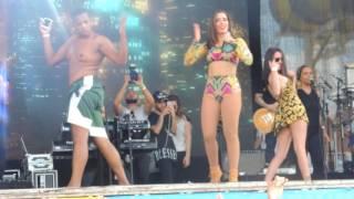 Anitta - Sim ou Não com fãs (Wet'n Wild - 23/10/16)