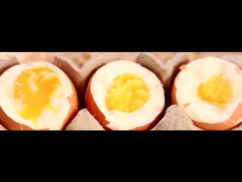How to Boil Eggs (Soft