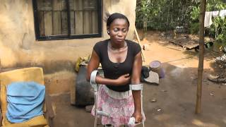 Help Euginia to live and to walk 00024
