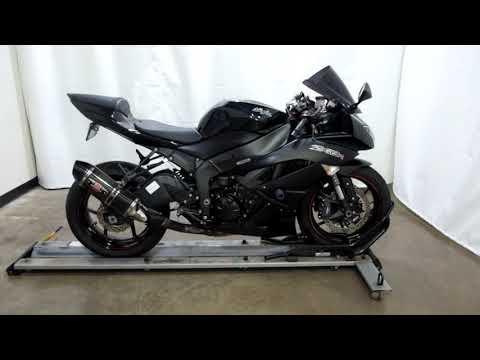 2012 Kawasaki Ninja® ZX™-6R in Eden Prairie, Minnesota - Video 1