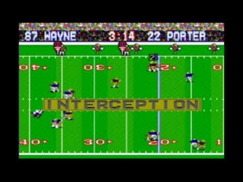 Tecmo Recreates Super Bowl XLIV's Clinching Play