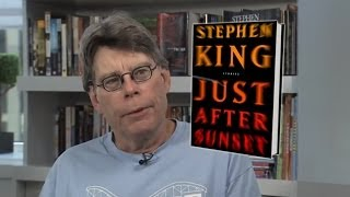 Stephen King on the Craft of Short Story Writing