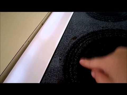 Tips καθαρισμούς για τα μάτια της κεραμικής κουζίνας