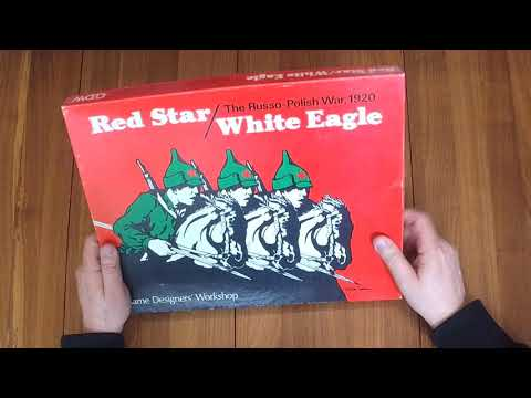 Red Star/White Eagle Unboxing