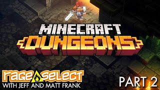 Minecraft Dungeons - The Dojo (Let's Play) - Part 2