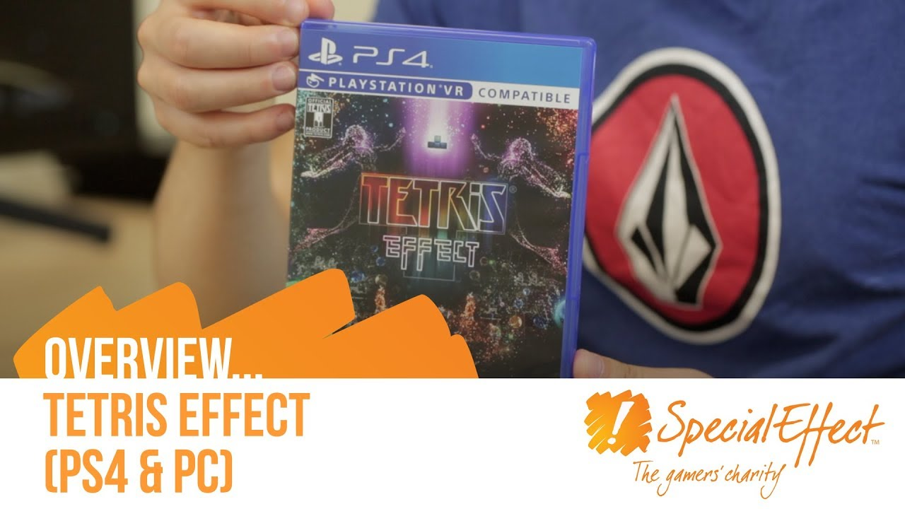 video placeholder for Tetris Effect | Controls Walkthrough