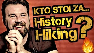 Co spaliłem w piecu? Kto stoi za History Hiking? Co się stało z Bursztynową Komnatą? Czyli… Q&A