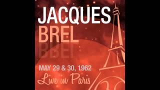 Jacques Brel - Zangra (Live May 29,1962)