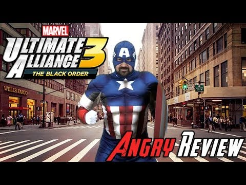 Marvel Ultimate Alliance 3 Angry Review - YouTube video thumbnail