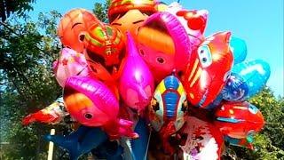 Mainan Anak Pokemon, Masha, Boboiboy, UpinIpin, Doraemon, Spongebob, | BABY SHARK DANCE SONG