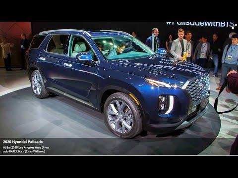 Preview: 2020 Hyundai Palisade