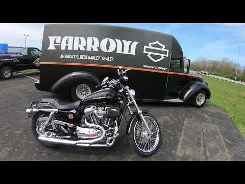 2006 Harley-Davidson 1200 Custom XLH1200C