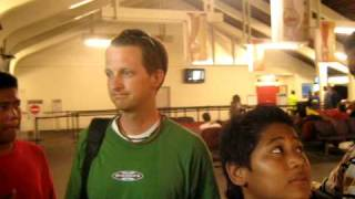 preview picture of video 'Dir. Ryan Woodward at the Pago Pago International Airport'