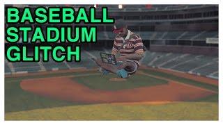 Watch Dogs 2 - Baseball Stadium Glitch - Get Inside Beatniks Stadium