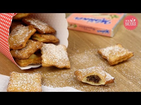 Neapolitaner Kissen  |  Mai Box von Meine Backbox I Snacks I Fingerfood