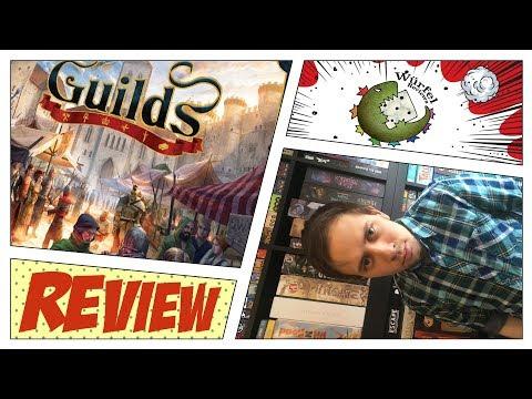 Guilds Review - Würfel Reviews