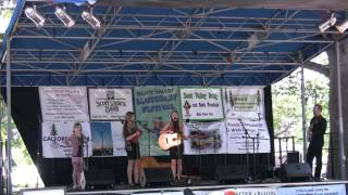Anderson Family Bluegrass - Didn't Leave Nobody But the Baby