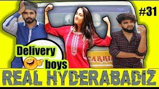 Real Hyderabadiz #31 | Delivery Boys During Ramzan | DJ Adnan Hyd | Acram MCB | Kirak Pilla