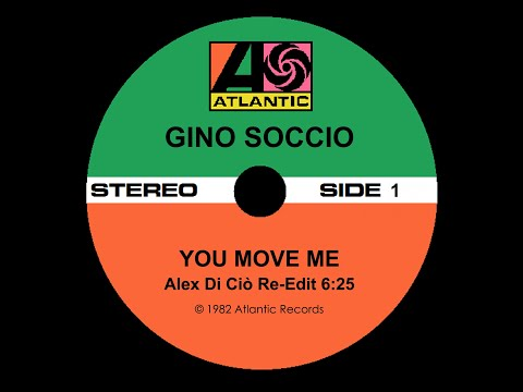 Gino Soccio - You Move Me (Alex Di Ciò Re-Edit)
