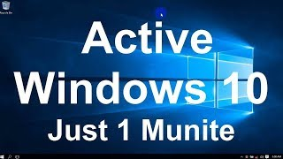 How to activate windows 10 pro in just 2 minutes most popular videos free how to activate windows 10 permanently 2017 easy way ccuart Images