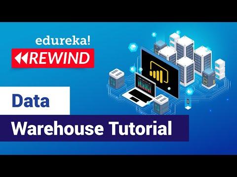 Data Warehouse Tutorial For Beginners | Data ... - YouTube