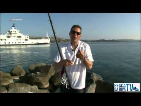 La pesca sul fiume Mosca