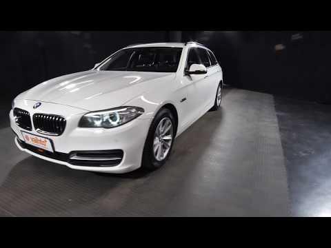 BMW 5-SARJA 518d Turbo A F11 Touring Busin Auto, Farmari, Automaatti, Diesel, BRU-969