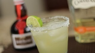 How To Make A Cadillac Margarita With Grand Marnier By Rockin Robin