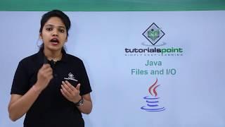 Java - Files & I/O