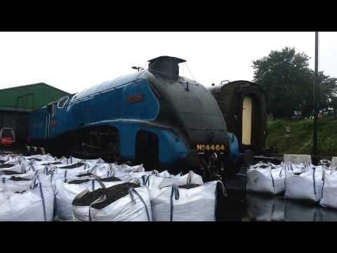 Southern Railway 34007 'Wadebridge' and 850 'Lord Nelson' in…