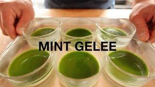 Mint Gelee