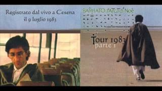 L'esodo (Tramonti-Battiato-Pio) - 1982 (Live 1983)