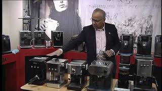 Gaggia Manual Espresso Machines - Gaggia Caffe TV