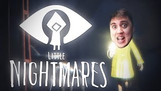 АТМОСФЕРНЫЙ ХОРРОР? - Little Nightmares - СТРИМ ОБЗОР  ПЕРВЫЙ ВЗГЛЯД ОТ LEGA PLAY