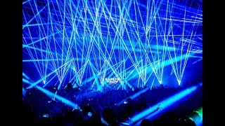 Gareth Emery - Live @ Laserfce Bill Graham Civic Auditorium San Francisco