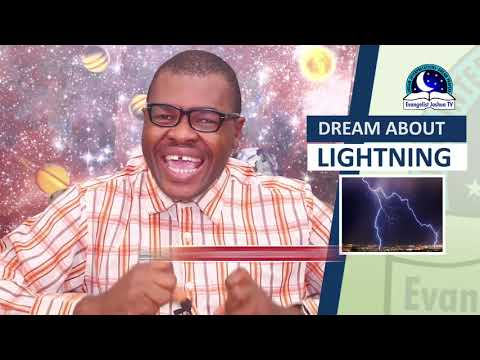 BIBLICAL MEANING OF LIGHTNING IN DREAMS - Dream About Lightning