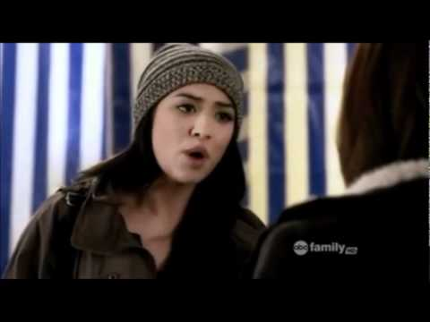 Emily & Paige (Pretty Little Liars) – Almost Lover