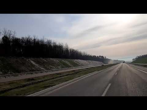Przejazd Trasą Główną km od 5+100 do 5+800