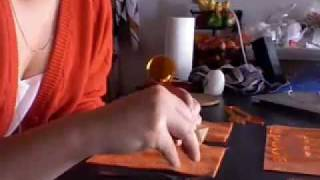 How To Oven Form Acrylic