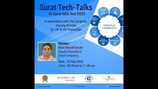 Cloud Computing -- Riaz Ahmad Ansari