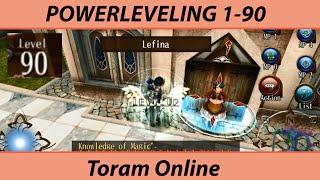 Toram Online - Powerleveling 1-90