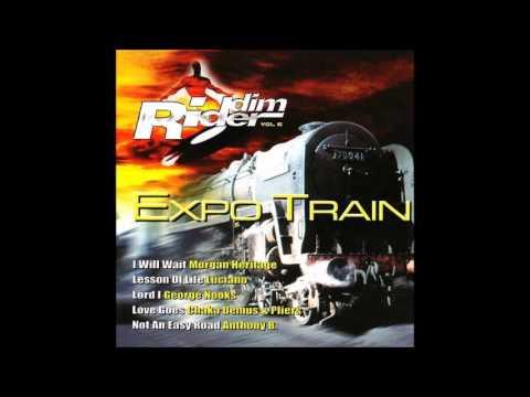Expo Train Riddim mix 2002 (Black Diamonds) Mix By Djeasy