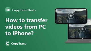 Videos From iPhone to PC Without iTunes How To