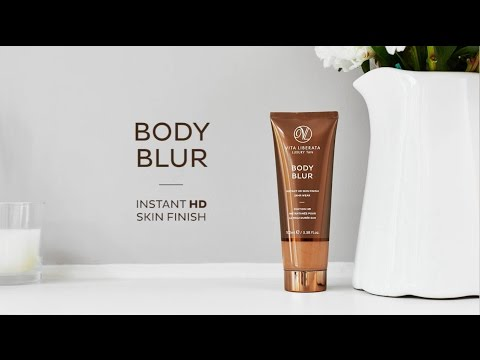 Vita Liberata Vita Liberata Body Blur Instant HD Skin Finish Medium Latte 100 ml.