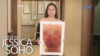 Kapuso Mo, Jessica Soho: Ilang kababaihan, nabiktima diumano ng pekeng beauty products